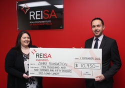 REISA pays it forward