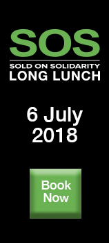 SOS Long Lunch Long Banner