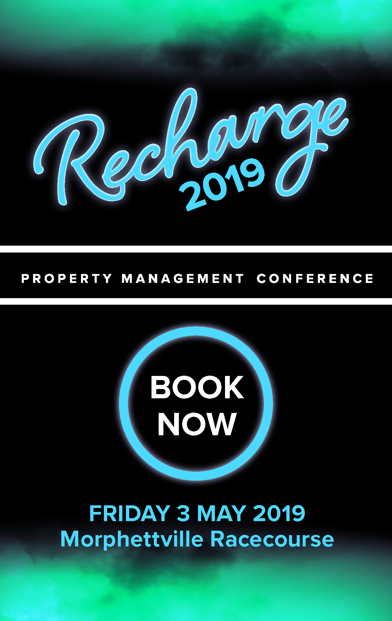 PM Conference Book Now - Side Banner