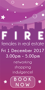 FIRE - Females in real Estate