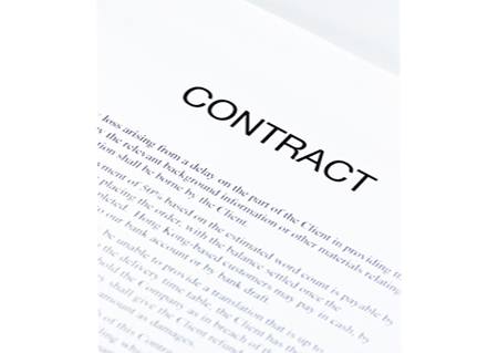 Contract to Settlement